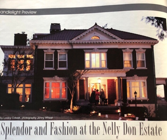Nelly Don House